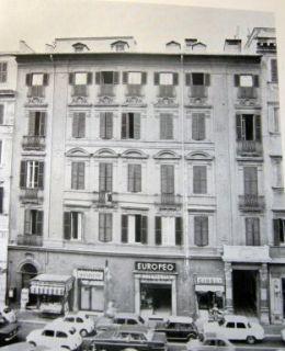 Vincenzo-Belli-abitazione-san Lorenzo-in lucina