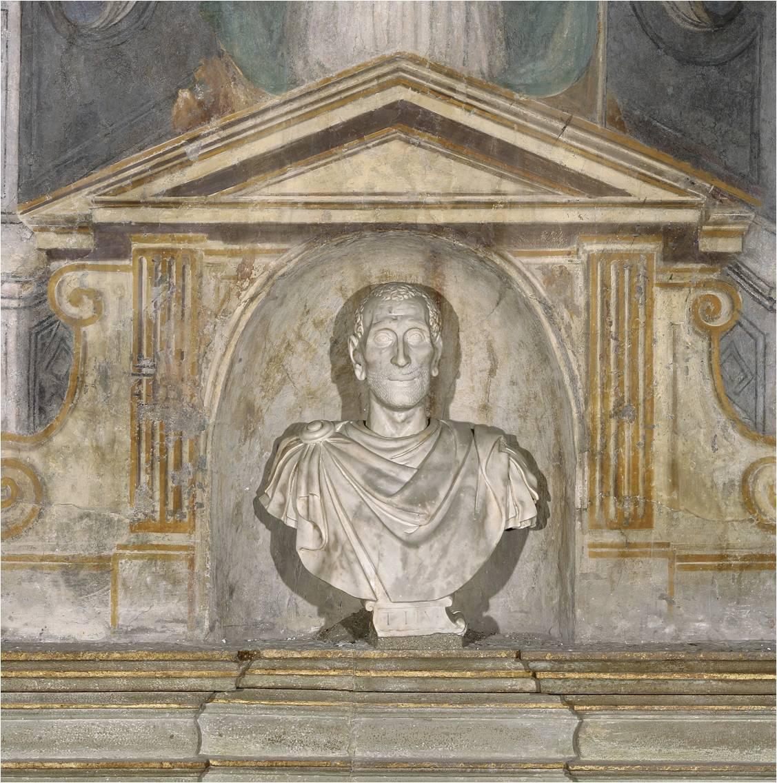 Padova, Monumenti a Livio