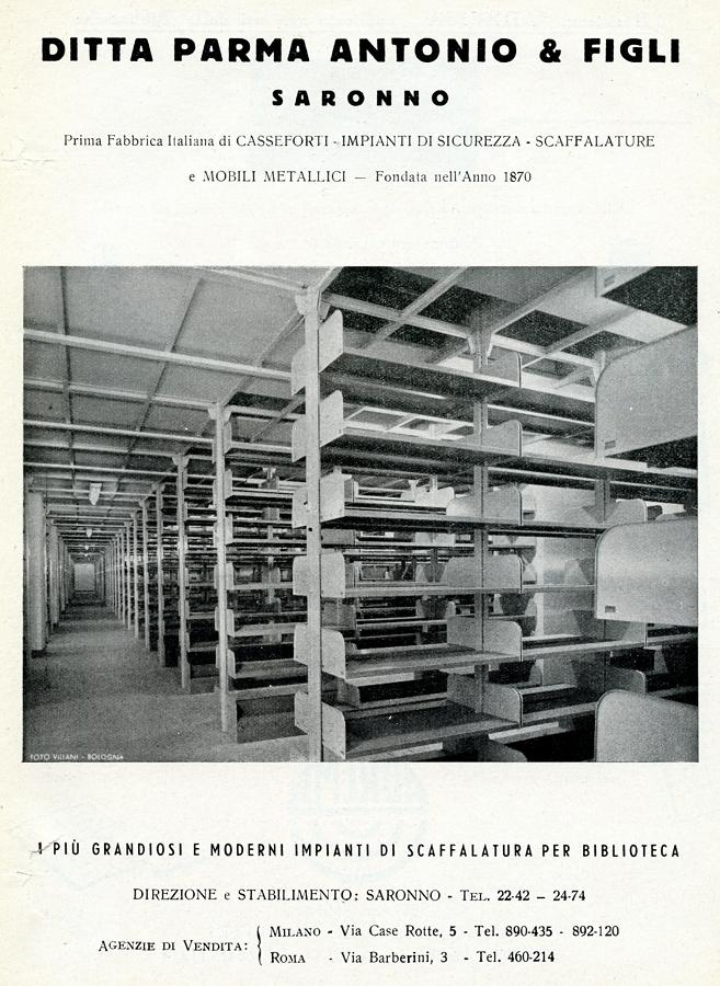 Scaffalature Metalliche A Roma.Magazzini Con Scaffalature Metalliche L L Lives And Libraries